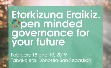 Etorkizuna Eraikiz. Une gouvernance ouverte d'esprit pour votre avenir