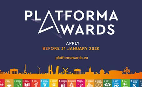 #PlatformAwards - Deadline 31 January 2020