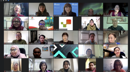 Resilience Module reaches UCLG-ASPAC cities with interactive training of trainers' approach