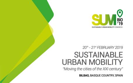 SUM Bilbao 2019 : Déplacer les villes du XXIe siècle