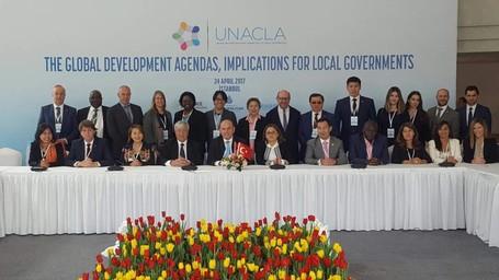 UNACLA meeting