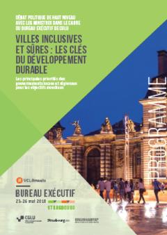 Programme Executive Bureau