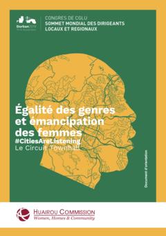 Égalite des genres et émancipation des femmes - Document d'Orientation