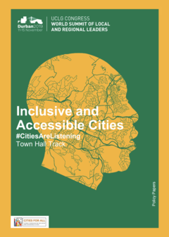 Inclusive and Accessible Cities