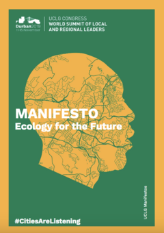 MANIFESTO Ecology for the Future