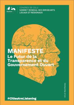 Transparence et du Gouvernment Ouvert
