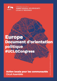 Europe Document dorientation politique
