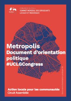 Metropolis Document dorientation politique