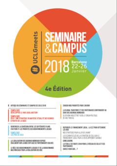 Seminaire & Campus 2018