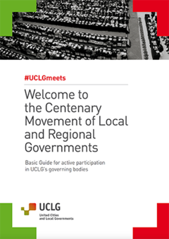 Welcome to the Centenary Movement of Local and Regional Governments