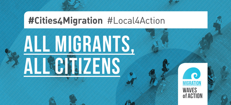 #Cities4Migration