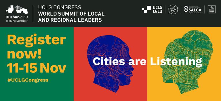 Registration UCLG Congress