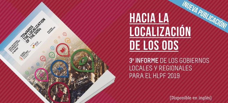 3er informe de los gobiernos locales y regionales al HLPF 2019