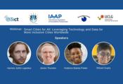 Les villes plus inclusive: combler le manque d'équité pour les personnes en situation de handicap