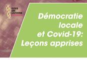 Un panel sur les leçons apprises en matière de démocratie locale s'est tenu le 14 décembre