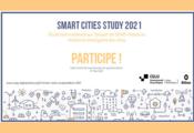 Lancement de l'étude « Smart Cities Study 2021 »