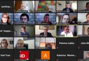 Zoom participants