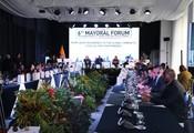 Les gouvernements locaux forgent des espaces de dialogue avec les gouvernements nationaux lors du Forum mondial sur la migration et le développement