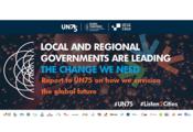 El colectivo de los gobiernos locales y regionales de todo el mundo responde al llamado de ONU75