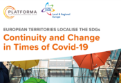 Local and regional governments pave way for implementation of the global goals