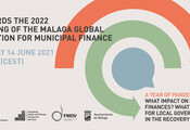 Cities, regions and their associations claim to play a major role in mobilising post-COVID stimulus funding ahead of the 2022 meeting of the Malaga Global Coalition