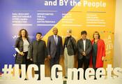 The UCLG-Ubuntu Advisory Board kicked off in the framework of the UCLG Retreat
