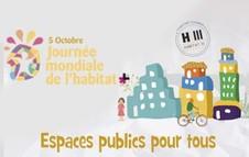 Lors de la Journée mondiale de l'habitat, les gouvernements locaux et régionaux soulignent l'importance des espaces publics vivants et sûrs dans nos villes